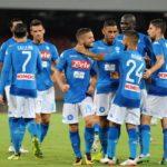 Esultanza Napoli 2017/18