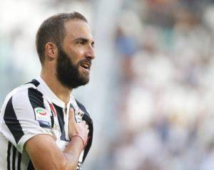 Gonzalo Higuain, Juventus 2017/18