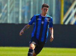 Alessandro Bastoni, Atalanta 2017/18
