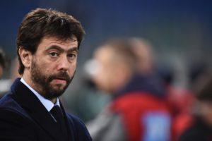 Andrea Agnelli Juventus