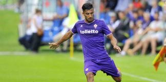 Maxi Olivera Fiorentina 2017/18