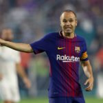 Andres Iniesta, Barcellona 2017-2018