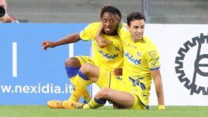 Samuel Bastien, ChievoVerona-Atalanta 2017-2018