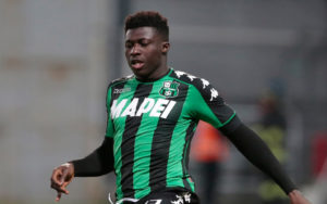 Alfred Duncan, US Sassuolo 2017-2018