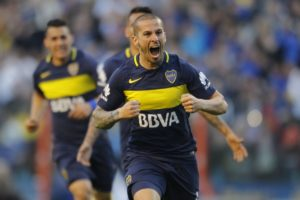 Dario Benedetto, Boca Juniors 2017/18