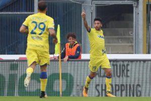 Lucas Castro, Chievo-Fiorentina 2017-2018