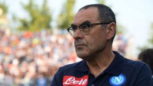 Maurizio Sarri, SSC Napoli 2017-2018
