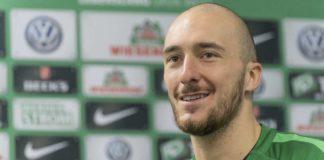 Luca Caldirola Werder Brema, 2017/18