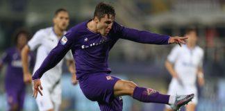Federico Chiesa Fiorentina, 2017/18