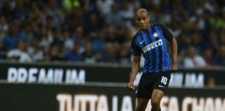 Joao Mario Inter, 2017/18