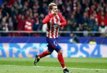 Antoine Griezmanna Atletico Madrid, 2017/18