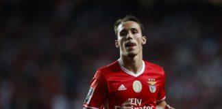Alejandro Grimaldo Benfica, 2017/18
